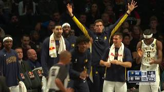 Brooklyn Nets vs Indiana Pacers | October 30,2019