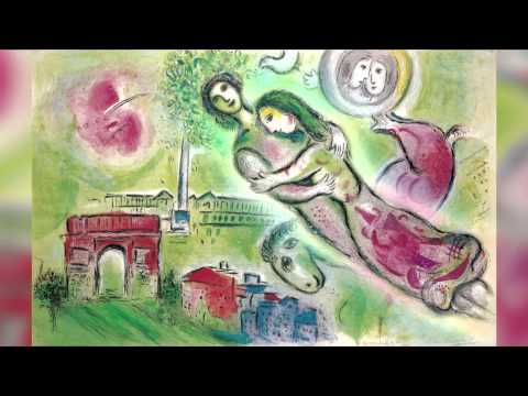 Marc Chagall - Martin Lawrence Galleries