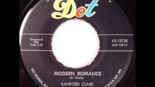 Sanford Clark - Modern Romance  ~  Rockabilly 1958