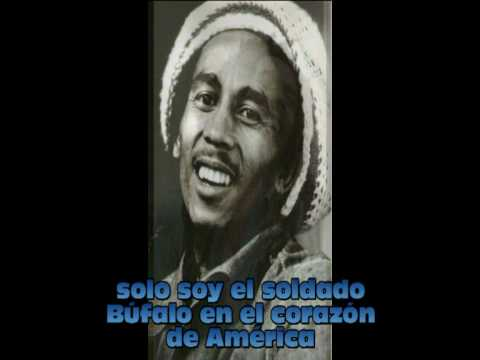 Bob Marley Buffalo Soldier Subtitulado En Español Youtube
