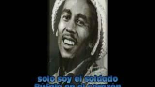 Bob Marley - Buffalo soldier (subtitulado en español)