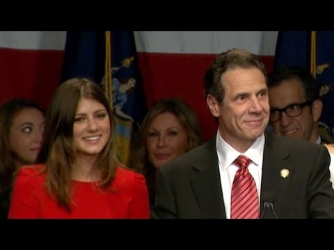 New York Governor Andrew Cuomo's Daughter Found Unconscious