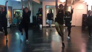Adult Jazz Funk Choreography (Full Out) - After Party