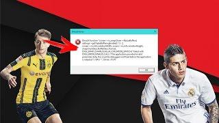 Что делать если вылетает FIFA 17 и выдаёт ошибку Directx Function(Что делать если вылетает FIFA 17 и выдаёт ошибку Directx Function Группа в ВК - vk.com/officialshellplay Я в ВК - vk.com/shellthegame., 2017-01-18T14:31:57.000Z)