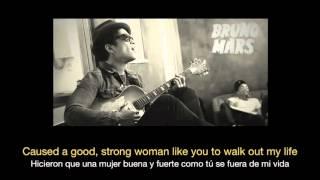 Bruno Mars - When I Was Your Man (Audio + Lyrics) New Song 2012