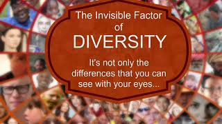 What is INVISIBLE DIVERSITY?