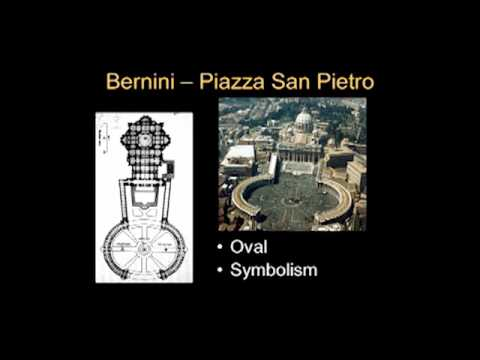 ARTH 2020 Catholic Baroque 1: Introduction, Bernini, Borromini