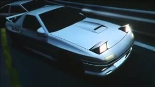Ryosuke Takahashi Initial D video music