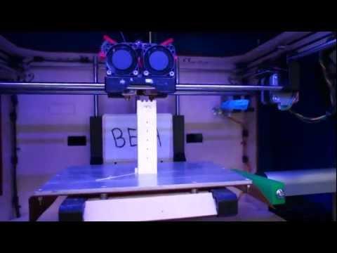 Dreambox: UC Berkeley's 3D Printing Vending Machine