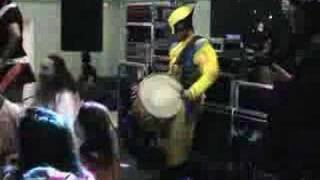 Dhol Fancy Dress Wolverine The Dholplayer Collective