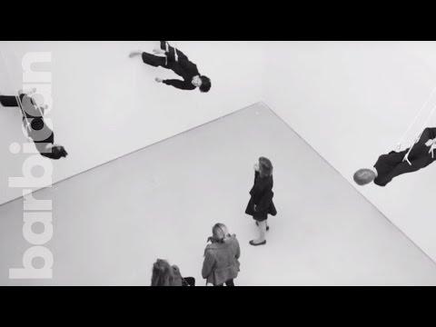 Trisha Brown's Walking on the Wall at the Barbican