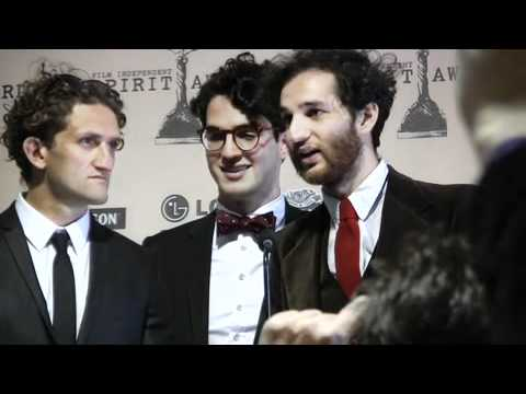 Download Youtube: Joshua Safdie, Ben Safdie & Casey Neistat at 26th Film Independent Spirit Awards (2011)