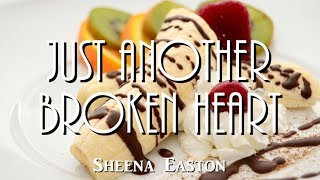 Just Another Broken Heart - Sheena Easton(日本語歌詞付き) thumbnail