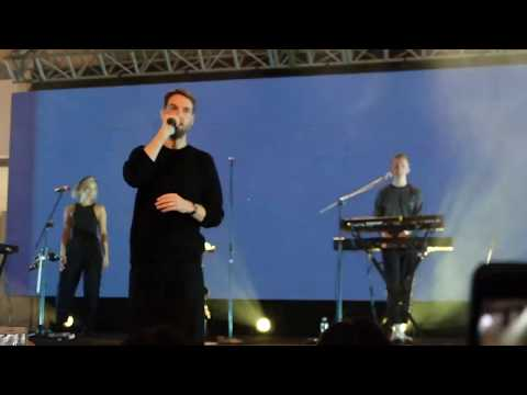 HONNE - Crying Over You ◐ (feat. BEKA) Live In Manila 2019