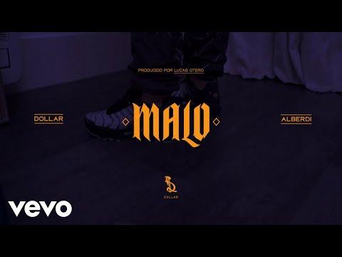 DOLLAR SELMOUNI - MALO feat ELENA ALBERDI