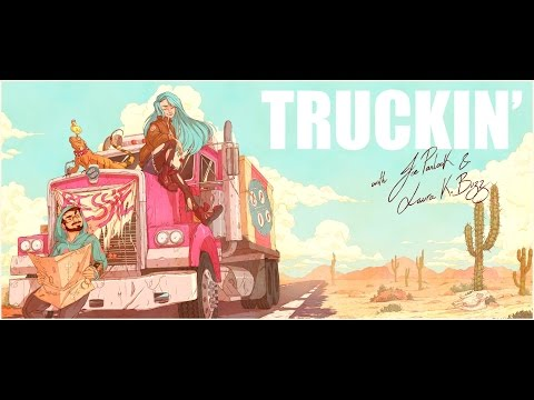 Truckin' with Laura and Joe - Episode Fifteen - LPVG Play American Truck Sim