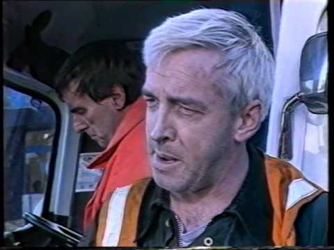 Clapham Train Crash 1988.  BBC News report
