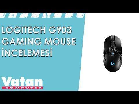 Logitech G903 Gaming Mouse İncelemesi