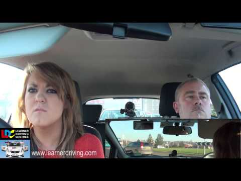 Claire's Mock Test with Paul a local LDC driving instructor