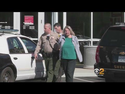 Woman, 64, Arrested In Bizarre Santa Clarita Bank Robbery