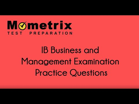 business management past exam papers
