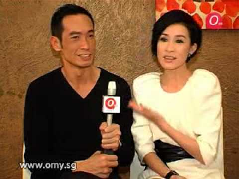 [omysg] Charmaine & Moses interview 1