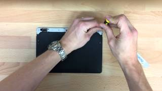 Amazon Kindle Fire Hdx  8.9 Gen3 Screen And Digitiser Removal