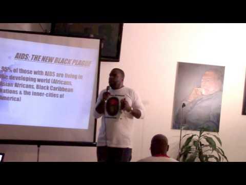 Dr umar johnson sacramento 2014 aids ebola population control