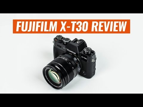 Fujifilm X-T30 REVIEW! THE BEST Mirrorless Camera For CHEAP!