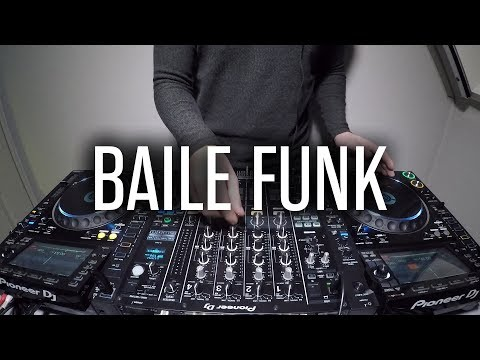 Moombahton Baile Funk x R&B Mix  The Best of Baile Funk 2018 by Adrian Noble