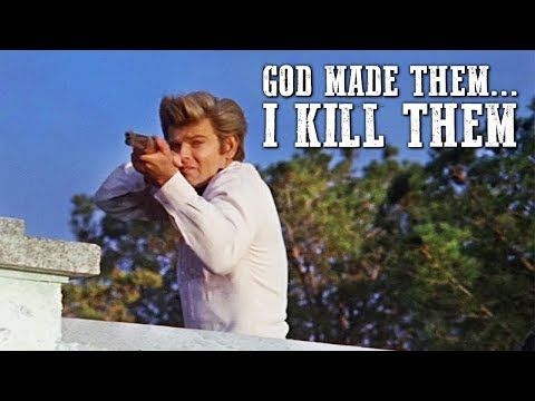 God Made Them... I Kill Them | WESTERN MOVIE FOR FREE | Full Movie on YouTube | Cowboy Film