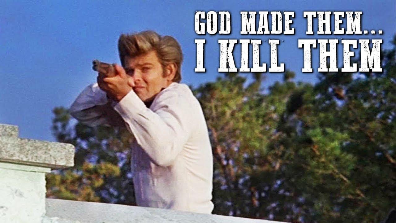 God Made Them... I Kill Them | WESTERN MOVIE FOR FREE | Full Movie on YouTube | Cowboy Film MyTub.uz