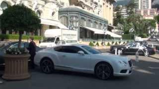 Hotel de Paris - Monte Carlo - Monaco - Plus some Supercars - HD