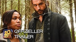 Sleepy Hollow - Die komplette Serie | DVD | Deutsch HD | FSK 16