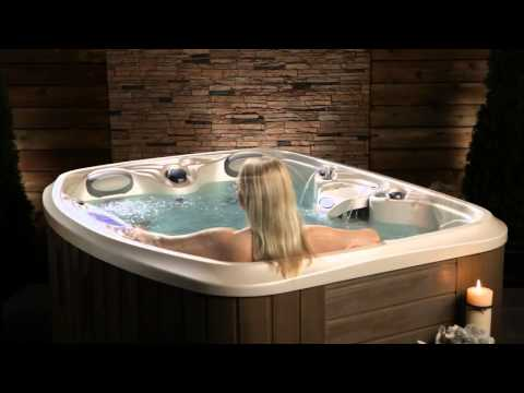 The Spirit hot tub by Marquis