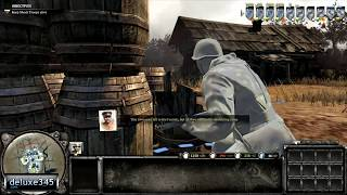 Company of Heroes 2 Gameplay #2 (PC HD)