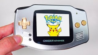 Unboxing The $250 METAL Gameboy Advance