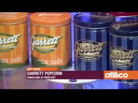 Garrett Popcorn Shops Celebrates Father's Day on Atlanta's 11 Alive with Lenox Square Mall