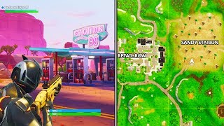 *NEW* SEASON 5 OFFICIAL MAP in Fortnite: Battle Royale! (Fortnite Season 5 Map Leaked)