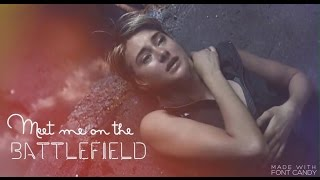 Multifandom // meet me on the battlefield