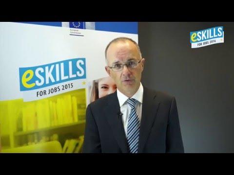 eSkills for Jobs 2016 | Liam Ryan, Managing Director, SAP Labs Ireland