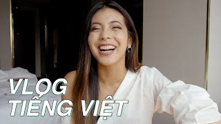 MY FIRST VIDEO IN VIETNAMESE LANGUAGE | VLOG TIẾNG VIỆT  (czech subtitles)
