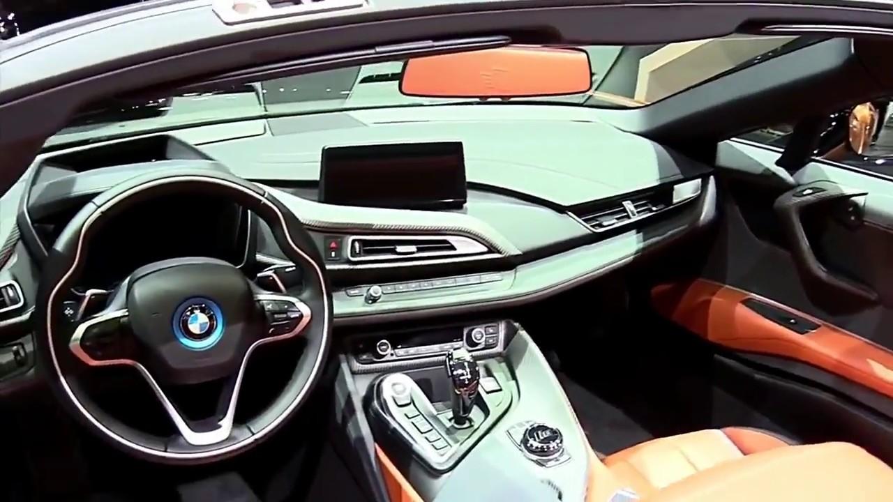 I8 Exterior: 2019 BMW I8 Roadster FullSys Features