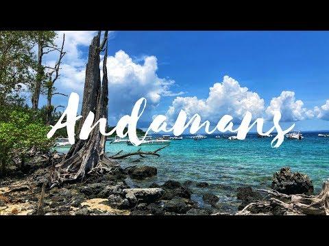 Andamans Travel Book | Erica Fernandes |