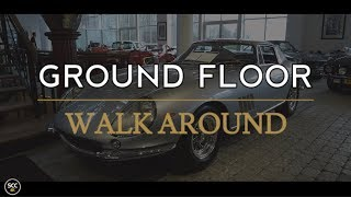 4K - A WALKAROUND SHOWING EUROPE'S CLASSIC CAR DEALER GALLERY AALDERING - Part 1 | SCC TV