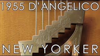 """""""Pick of the Day"""" - D'Angelico New Yorker"""