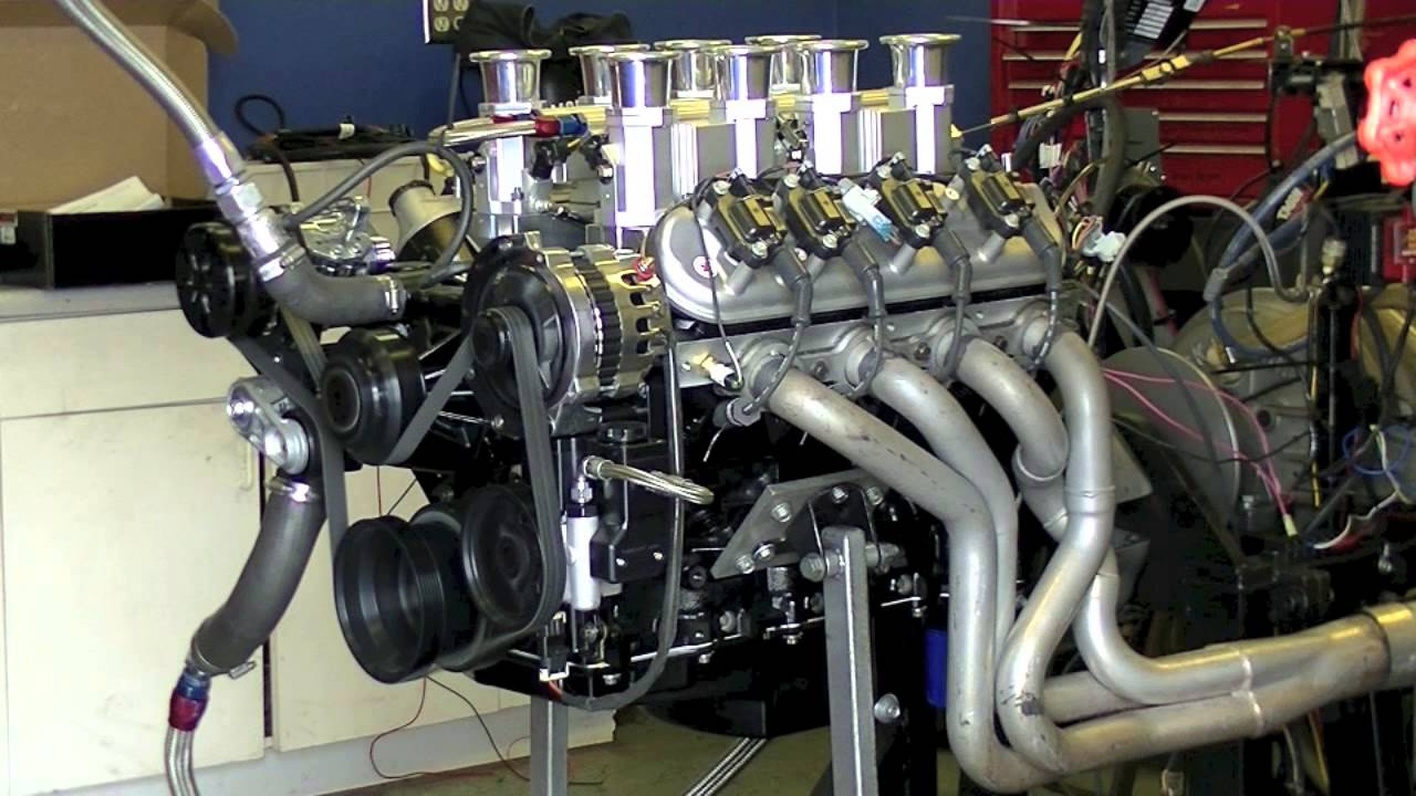 Ls3 Fuel Injection Stacks