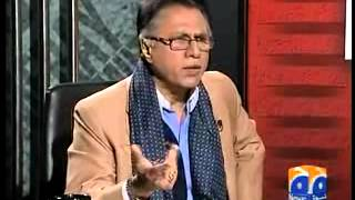 Hassan Nisar sir on valentine day.