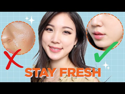 🌦Heat & Humidity Proof Base Makeup • Tips & Tricks for a Cake-Free Summer Glow! thumbnail