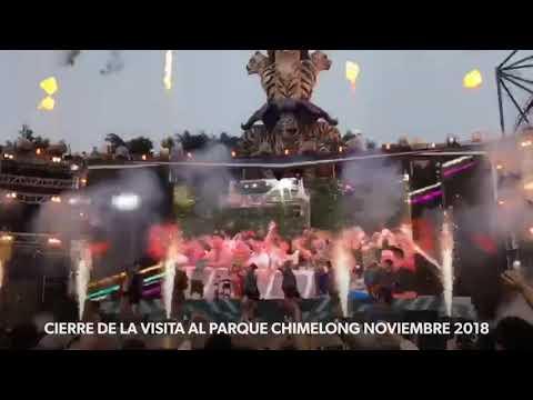 IMPORTA FÁCIL DE CHINA - SHOW DE CIERRE DEL PARQUE CHIMELONG - NOVIEMBRE 2018